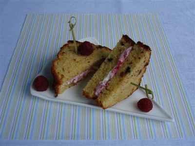 recette - pics sandwichs double chocolat framboise spécial gouter