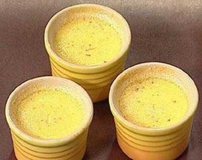 recette pots de cr 232 me 224 la vanille facile et rapide