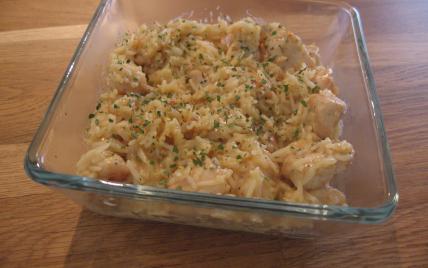 recette - riz poulet marco