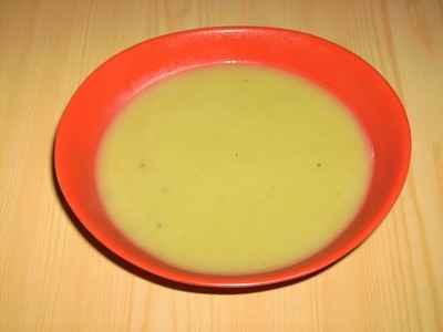 recette - soupe de concombre