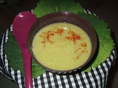 recette - soupe trop choux