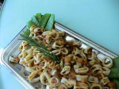 recette - tellines pour l'apéritif sans gluten
