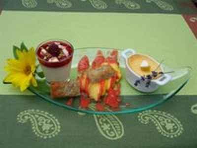 recette - déclinaison autour des gourmandises de provence