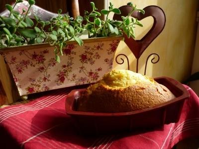 recette - gâteau à l'eau de fleur d'oranger