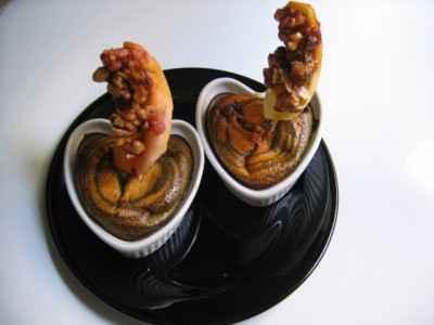 recette - marbrés japonais et sucettes