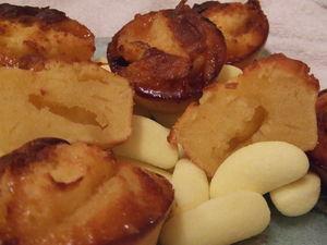 recette - muffins aux bams