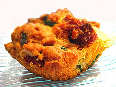 recette - muffins du soleil