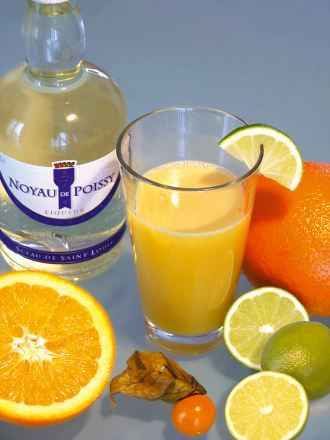 recette - orange & almond