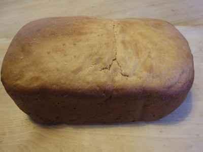 recette - pain maison spécial machine à pain