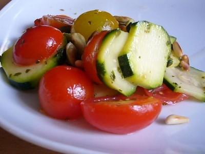 recette salade d 39 t croquante facile et rapide. Black Bedroom Furniture Sets. Home Design Ideas