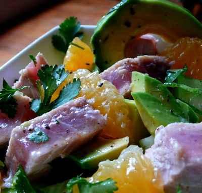 recette - salade jamaicaine