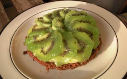 recette - tartelettes aux kiwis