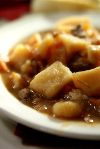 recette - the tasty irish beef stew