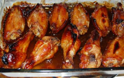 recette - ailerons de poulet st barth