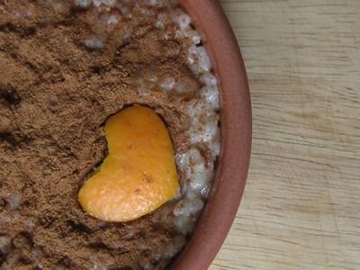 recette - arroz con leche (riz au lait comme en espagne)