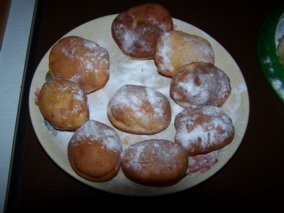 recette - beignets thermomix