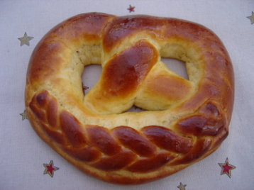 recette - bretzel