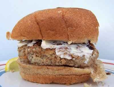 recette - fishburgers