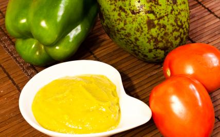 recette - guacamol d'été