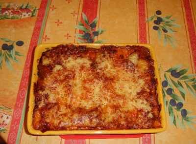 Recette lasagne aux l gumes facile et rapide - Lasagne facile et rapide ...