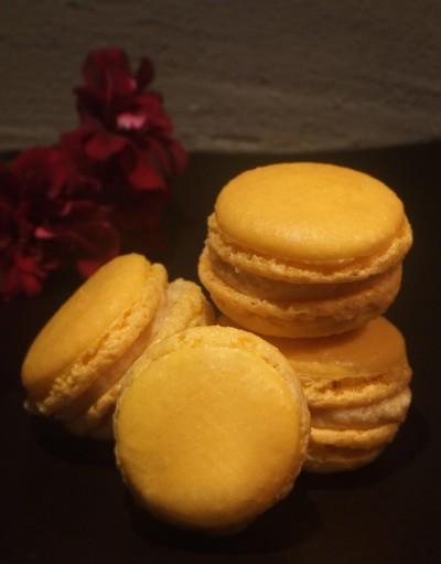 recette - macarons à la bergamote