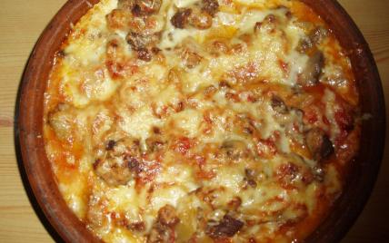 recette - mes lasagnes