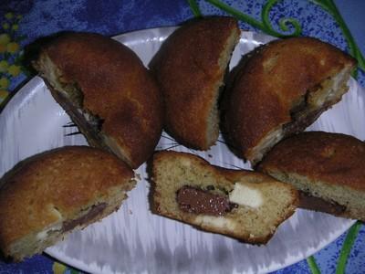recette - muffin surprise