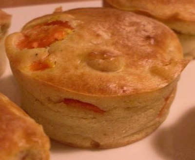 recette - muffins carottes et cumin