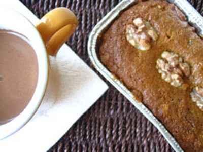 recette - pain d'abricots secs et de noix
