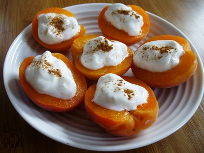 recette - petits abricots sans prétention !