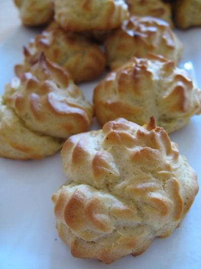 recette - pommes dauphines qui veulent se faire passer pour des duchesses