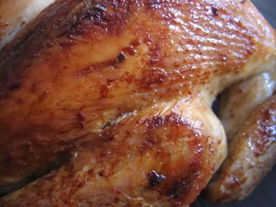 recette - poulet rôti du dimanche