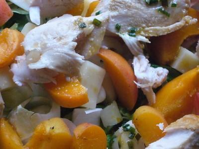 recette - salade fraîche plein été
