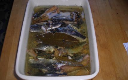 recette - sardines en conserve