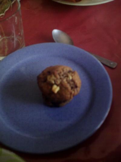 Recette triple chocolate chunk muffins: Facile et rapide