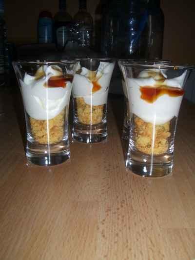 recette - verrine bretonne