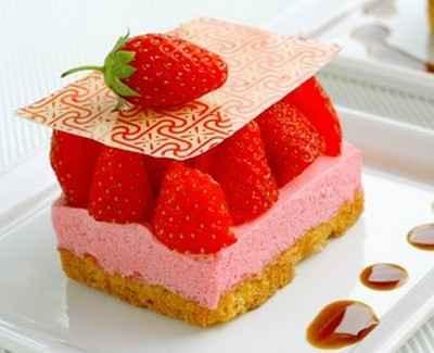 recette - vous avez demandé des fraises ?