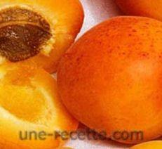 recettes abricots