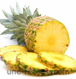 recettes ananas