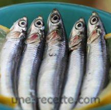 recettes anchois