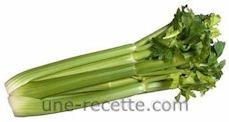 recettes celeris