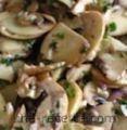 recettes champignons-en-salade