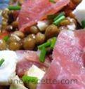 recettes lentilles-en-salade