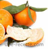 recettes mandarines
