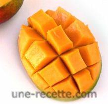 recettes mangues