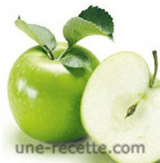 recettes pommes