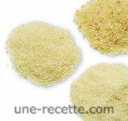 recettes semoule-sucree