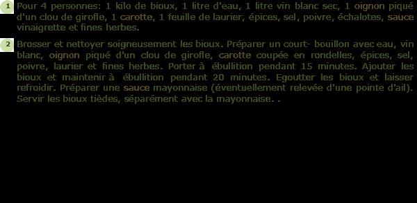 Recette bioux mayonnaise facile et rapide - Cuisiner des crepinettes ...