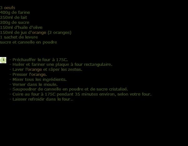 coca recette espagnole