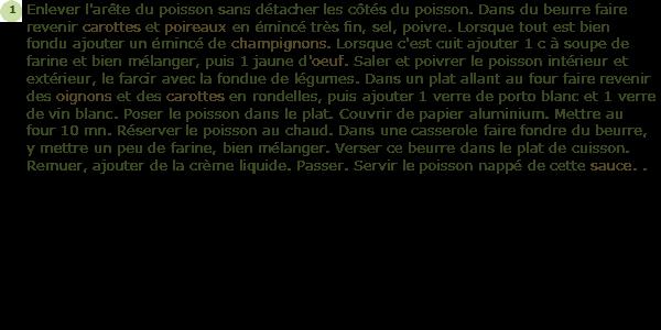 Recette omble chevalier farci facile et rapide - Cuisiner l omble chevalier ...